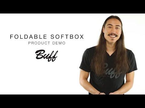 Foldable Softbox Product Demo