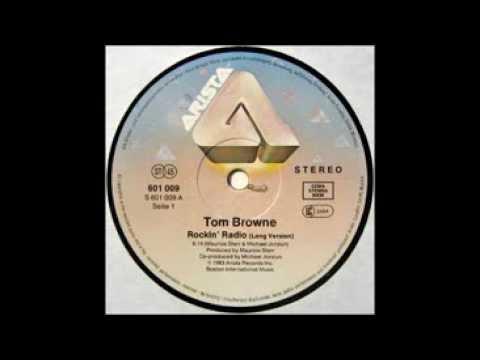 TOM BROWNE - Rockin' Radio (Long Version) [HQ]