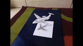 """Download Video Cara Menggambar Pesawat """"Terbang"""" MP3 3GP MP4"""