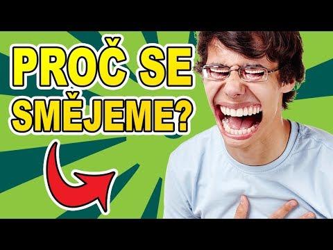 ZKUS SE NESMÁT | Proč se smějeme?