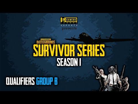 GLES Survivor Series 1 - Qualifiers Group B