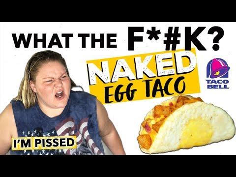 Taco Bell Mukbang - Trailer Trash Tammy