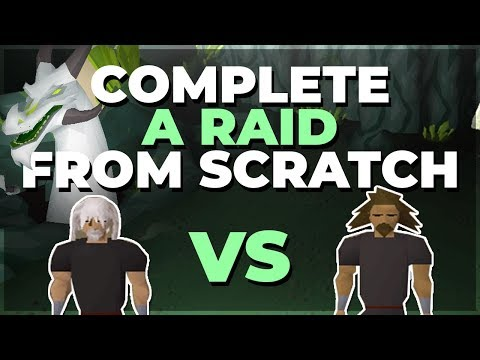 Complete a RAID from SCRATCH Challenge | Tanzoo v Virtoso | Episode 116