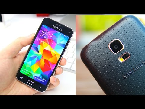 Review: Samsung Galaxy S5 Mini (Deutsch) | SwagTab