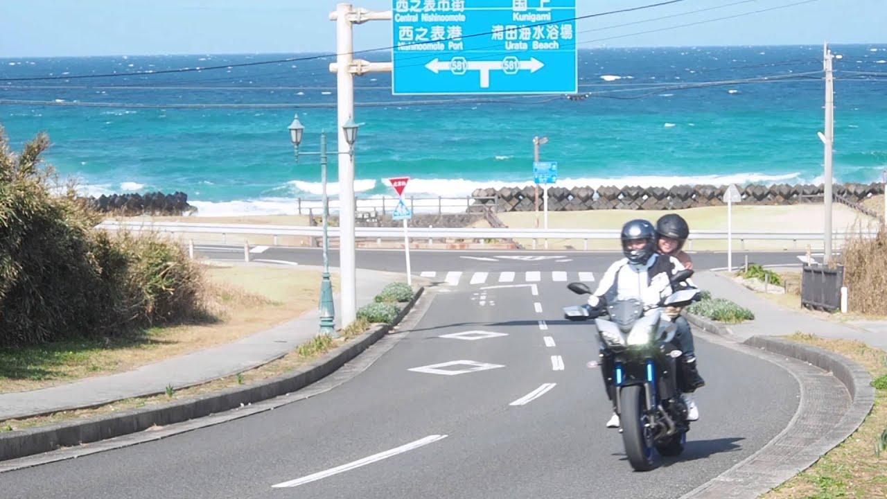 画像: YAMAHA MT-09 TRACER Promotion Movie Japan youtu.be