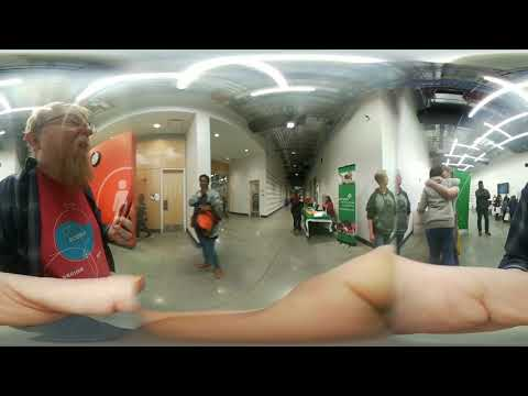 "360 Degree Walk-Through ""Girls Take Over Tech"" at Alamance Community College"