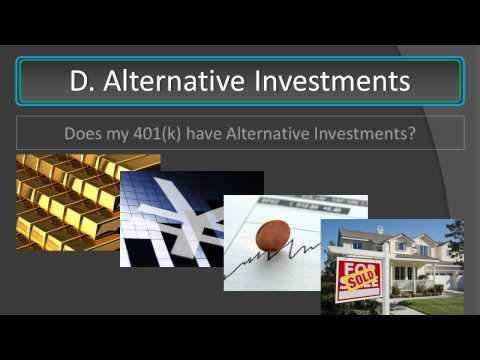 "Class 303 - ""Investment Segmentation"""