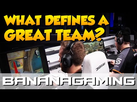 CS:GO - What Defines a Great Team?