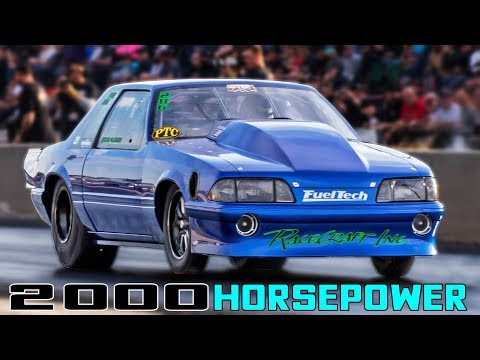 0 - 200MPH in FOUR Seconds!