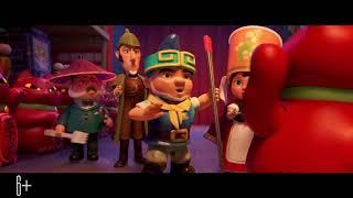 Шерлок Гномс - Русский трейлер №2 (дублированный) 1080p