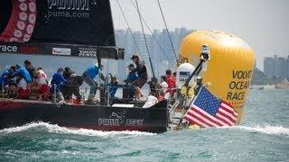Sanya Pro-Am Race 3 Live Replay | Volvo Ocean Race 2011-12