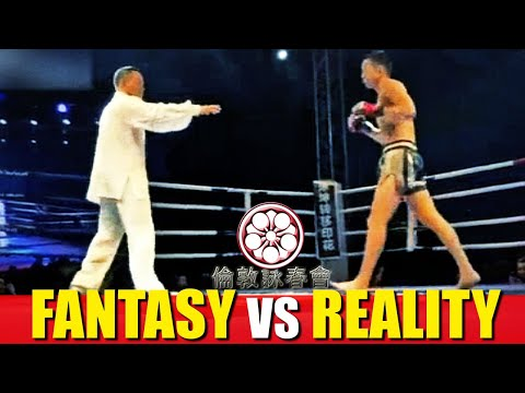 Chinese Martial Arts FAILS Again... Why Does This Happen? [Kung Fu Vs MMA]