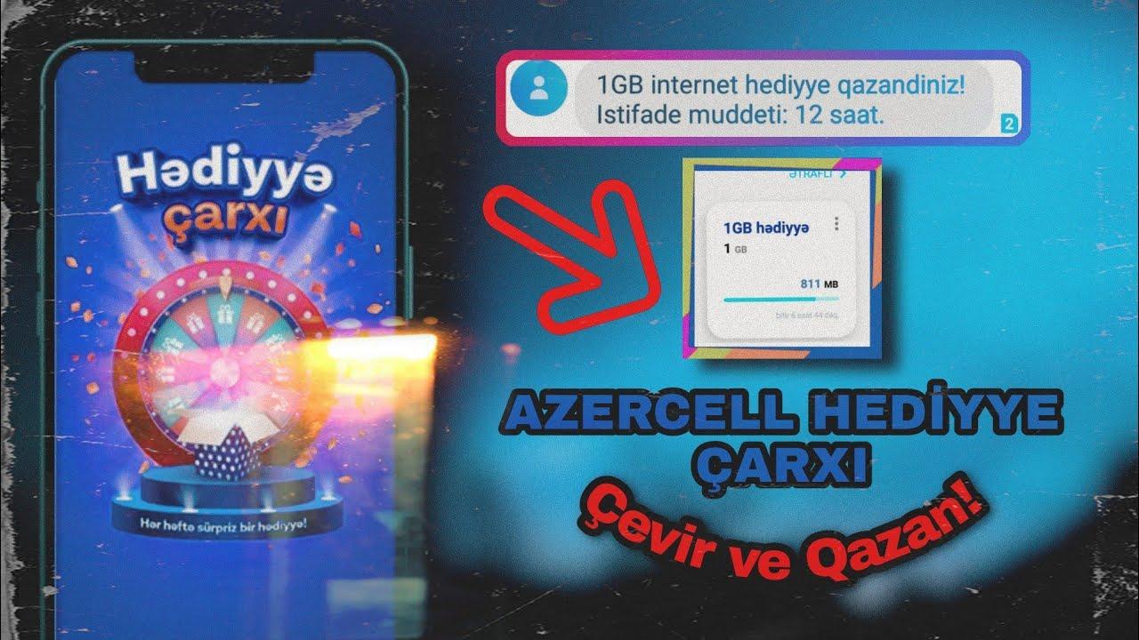 Azercell Islədənlərə Sad Xəbər Hədiyyələrdən Yararlanin Azercell Kabineti Azercell Internet Mobil Youtube