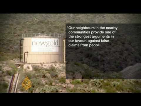 Canadian mining firm flouts Mexican law - 12 Nov 09