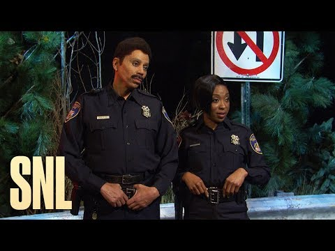 Thirsty Cops - SNL
