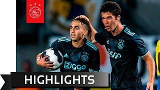 Video Highlights RKC Waalwijk - Jong Ajax download MP3, 3GP, MP4, WEBM, AVI, FLV April 2017