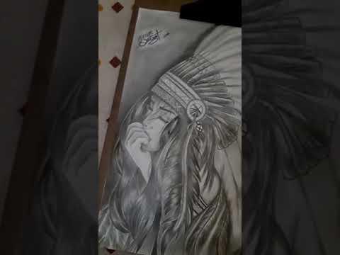 Desenho India Para Tatuagens Youtube