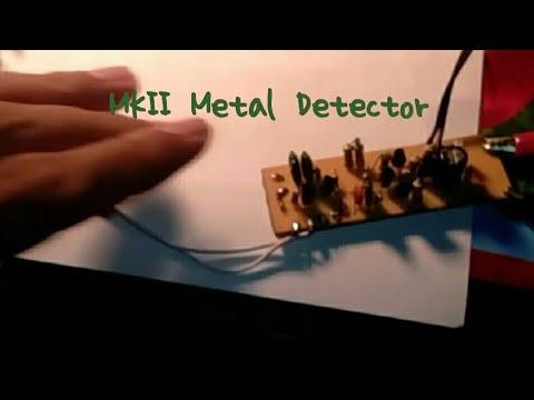 Cara Merakit Kit Metal Detector MK2 MKII