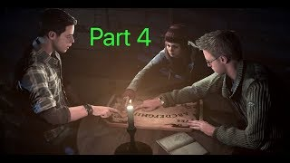 Until Dawn Pt.4 Gameplay: The Killer Arrives?!?