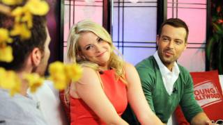 Melissa Joan Hart & Joey Lawrence On Snogging & Cougars
