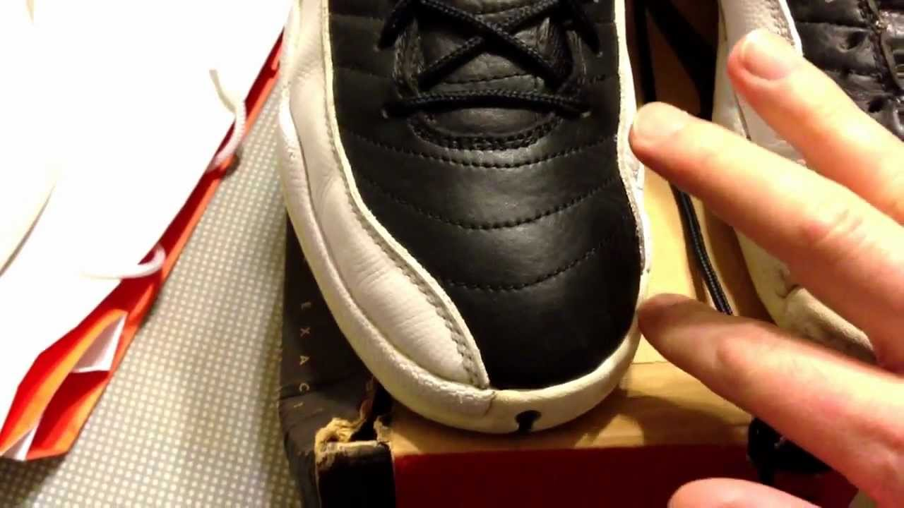 957a7f5bb527 OG   97 Playoff XII 12 New Pickup   restore project. Side-By-Side ...
