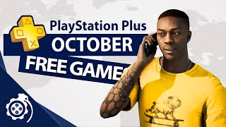 PlayStation Plus (PS+) Oct๐ber 2020