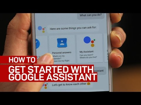 Start Chatting With Google Assistant (How To)