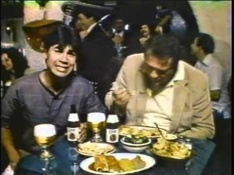 Miller Lite Beer Commercial featuring Carlos Palomino and Tommy Heinsohn - 1982