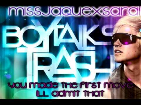 Boy Talks Trash | First Moves | Lyrics