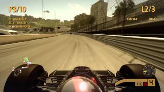 Flashback To F1 2013 | Epic Classic Race At Monaco