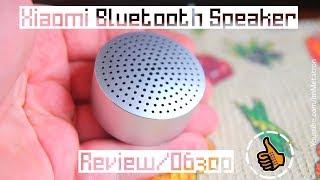 Колонка Xiaomi Mi Bluetooth - Review/Обзор