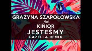 Grażyna Szapołowska Kinior Jesteśmy Gazella Remix