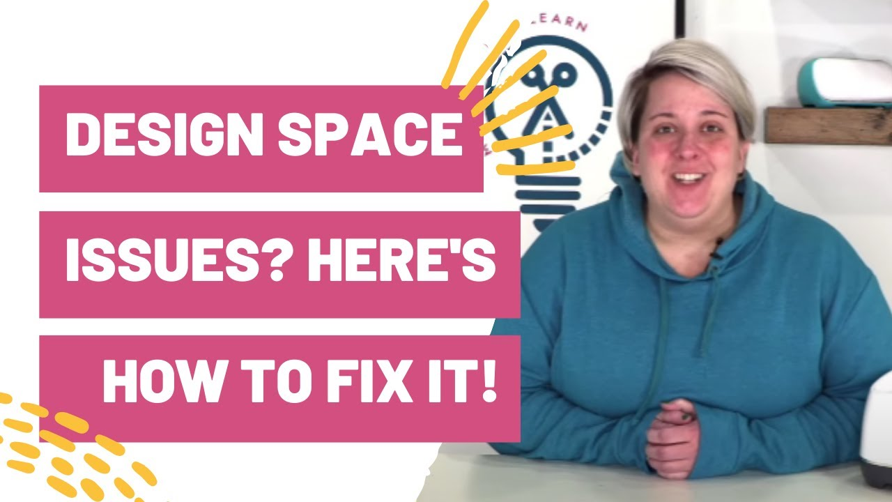 Cricut Design Space Issues? Here's Why + How To Fix it!