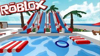 ROBLOX: BUILD YOUR GIANT POOL!! -(Pool Tycoon 4)