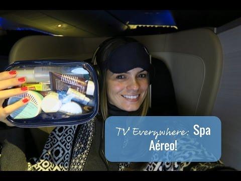 TV Everywhere: Spa aéreo