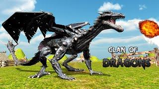 Clan of Dragons Simulator Game Trailer