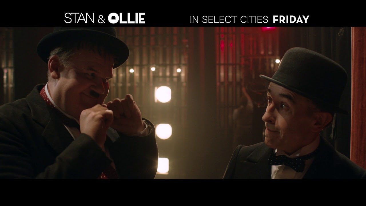 Stan & Ollie - Fun - In Theatres January!