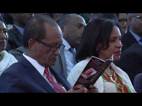ETN Live from Atlanta: 50 years jubilee ministry celebration of Rev. Dr. Tolesa Gudina