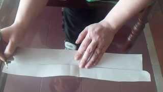 Como hacer el cuello y el pie de cuello
