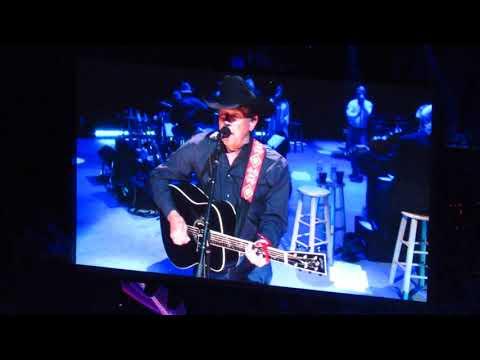 George Strait - God & Country Music/Fri Night/Feb 2019/Las Vegas, NV/T-Mobile Arena Mp3