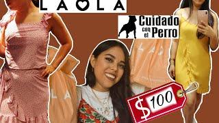 Cuidado con el perro  VS Laola | TIENDAS ECONOMICAS CHIDAS +HAUL LAOLA