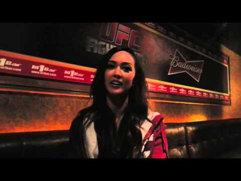 An exclusive interview with UFC Asia Octagon Girl Jessica C