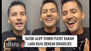 Datuk Aliff Syukri Patut Duet Dengan Divagojes Untuk Lagu Raya 2021