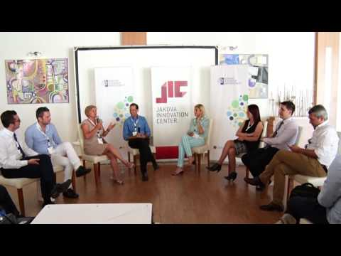 Kosovo A Startup Opportunity  Panel Discussion    June 23rd 2016, Gjakove