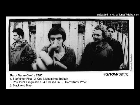 Snow Patrol - Live at Derry Nerve Centre 2000