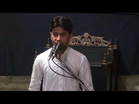 Majlis imam Mosa kazim-24 Rajab 02 May 2016 Part 6 By SA KAZMI