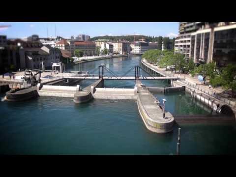 L'hydroélectricité à Genève