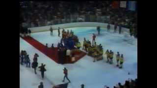 XIII Olympic Winter Games Lake Placid 1980 Ice Hockey Gold Medal Game Highlights