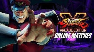 Real Bison Hours! Mash cr.MP if you're up!!!   Street Fighter V