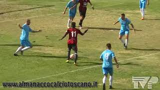 Serie D Girone A Lucchese -Sanremo 0-0
